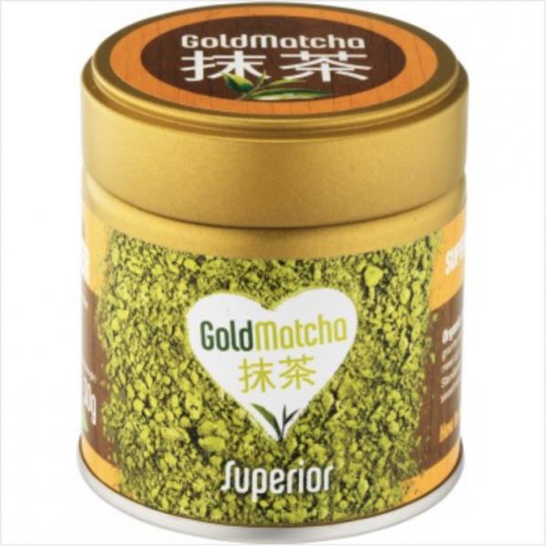 Superior Матча - Органичен продукт