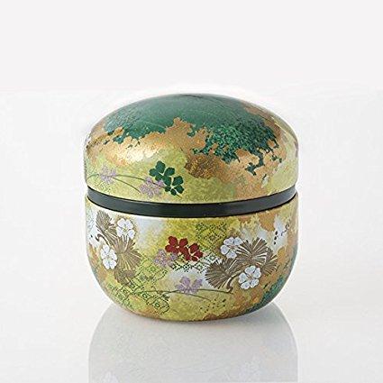 Kутия за съхранение на зелен чай - 4
