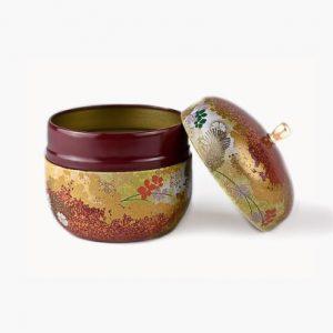 Kутия за съхранение на зелен чай.
