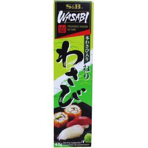 wasabi паста